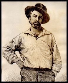 an analysis of the poem a sight in camp in the daybreak gray and dim by walt whitman